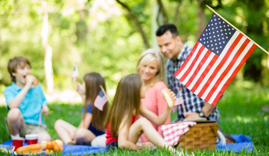 family-enjoys-july-4th-picnic-in-summer-season-american-flag-picture-id471031752.jpg
